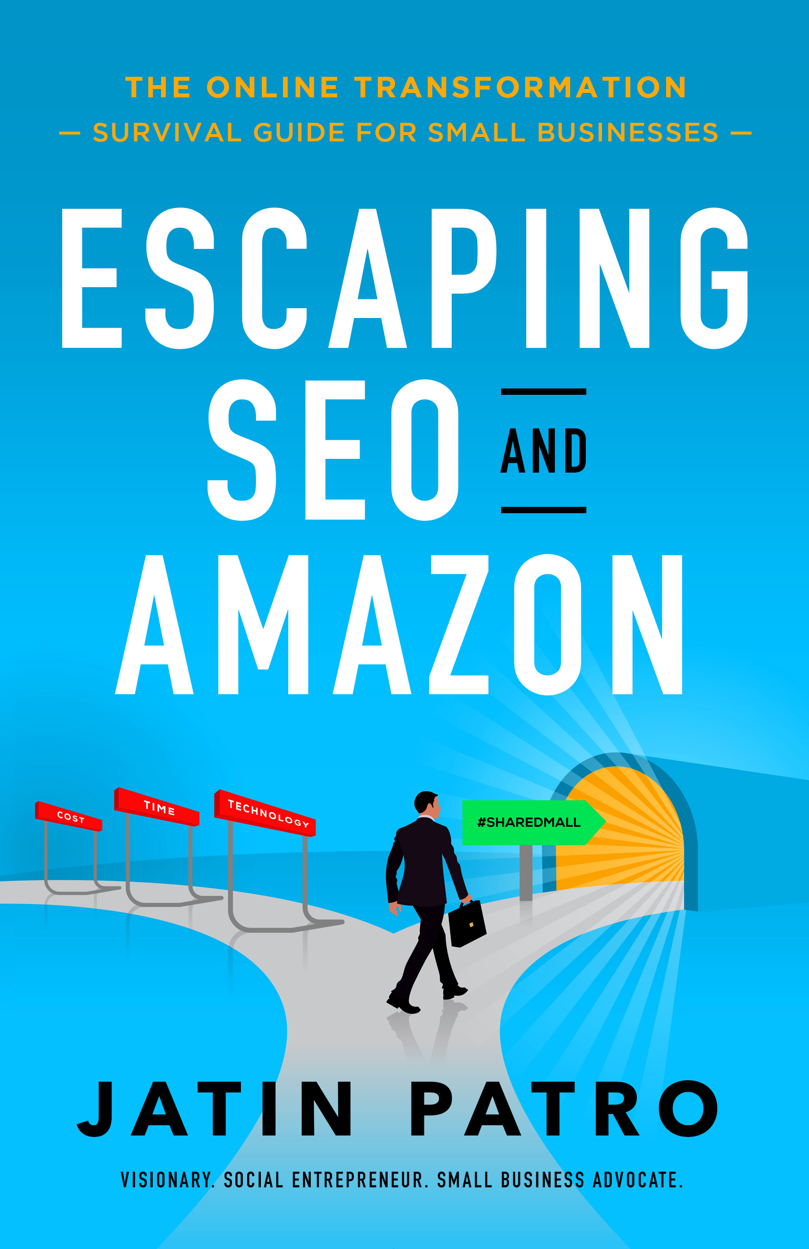 Escaping SEO and Amazon (paperback)